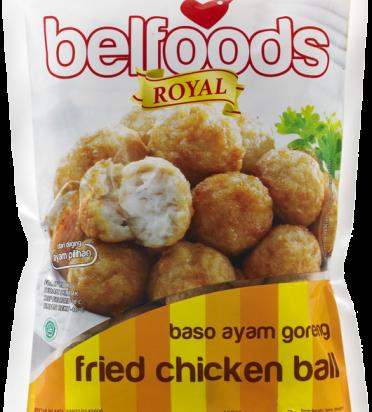 BF Royal Baso Ayam Goreng