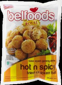 BF Royal Baso Goreng Pedas