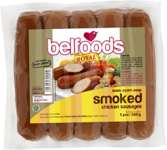 BF Royal Smoked Chicken Sausages